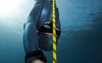 Performance Under Pressure: Studying Elite Free Divers with MediPines' AGM100