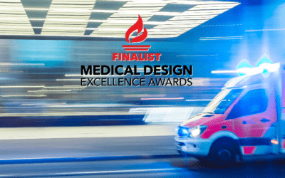 MediPines AGM100 Voted as Finalist in Medical Design Excellence Awards, MDEA 2021