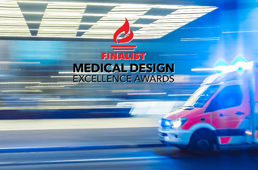 MediPines Finalist in Medical Design Excellence Awards